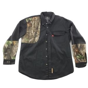Winchester Hunting Shirt Button Down Long Sleeve